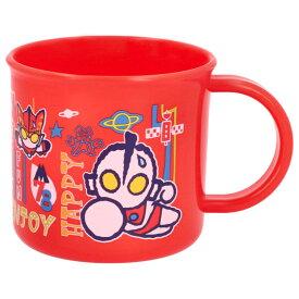 M78ウルトラマン★プラコップ★ハッピーワード【レッド(赤色】《ウルトラマンショップ限定》