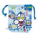 《新製品》M78ウルトラマン★コップ袋 巾着袋★カラフル【ハッピーワード】《ウルトラマンショップ限定》