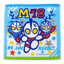 M78ウルトラマン 【ハンドタオル:ヒーローズ】