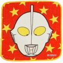 小さな♪ハンカチ タオルKAOKAOタオル【ウルトラマン★赤】