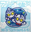 M78 アイロンワッペン【エンブレム★オーブ&マン】