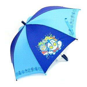 ネームタグ付き傘 雨へっちゃら♪M78 ウルトラマン【●かさ●GO●】