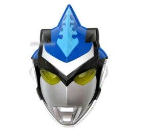 M78 ウルトラマンキャラクターお面☆【ウルトラマンルーブ ブル】青