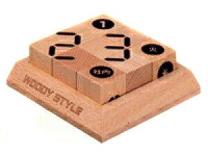 WOODY STYLE 頭のストレッチカレンダー