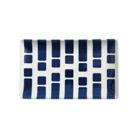natural69 swatchシリーズ長角皿 波佐見焼 ポロック食器 皿食器洗浄機 電子レンジOK日本製