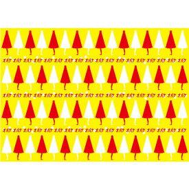 ウィギーカンパニー黒田美恵マルチペーパー『カラカサ小蔵』包装紙 便箋 一筆箋ラッピング用品ブックカバーポップ オバケモチーフWIGGIE COMPANY