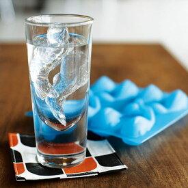 GAMAGO「コールドフィッシュアイスキューブトレイ」お魚型の製氷機 製氷皿