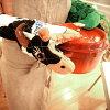 ZakDesigns「アニマルオーブンミット」鍋つかみミトンパペットウシorカエルアニマル柄