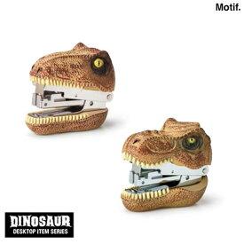 「ダイナソー ステープラー」ティラノサウルスヴェロキラプトルホッチキス 文房具恐竜モチーフ セトクラフト