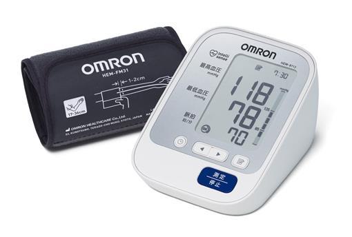 自動血圧計 HEM-8713