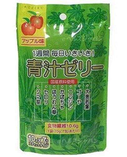 新日配薬品 青汁ゼリー 10g×7包