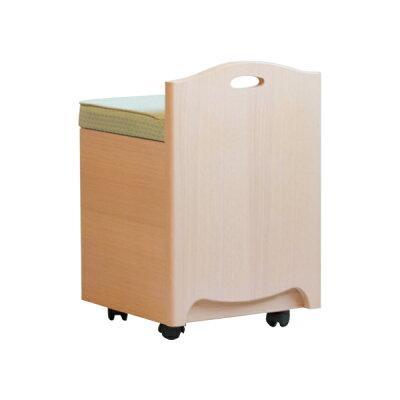 鏡台スツール椅子交換日本製モダンアンティークコンパクト専用チェア完成品付き白鏡国産収納【プリティカ椅子送料無料】