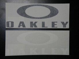 "Oakley Foundation 5.5"" Inch Logo Sticker  オークリー ファンデーション 5.5インチ ロゴ ステッカー"