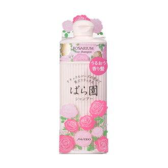 資生堂玫瑰花園玫瑰洗髮水RX 300ml