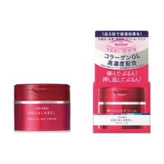 Shiseido Aqua label special gel cream (90g)