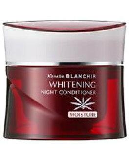 Kanebo BLANCHIR WHITENING NIGHT CONDITIONER  (moisture) 40g