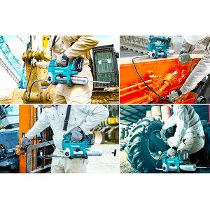 [本体と収納ケースのセット品] Makita マキタ 18V充電式グリスガン GP180DZ 本体と収納ケース付 [送料別途]