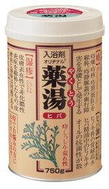 【医薬部外品】オリヂナル薬湯 ヒバ 750g