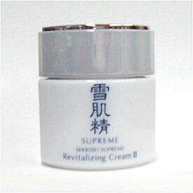 KOSE コーセー 雪肌精 シュープレム クリーム2 [40g][しっとりとしたうるおい]【医薬部外品】