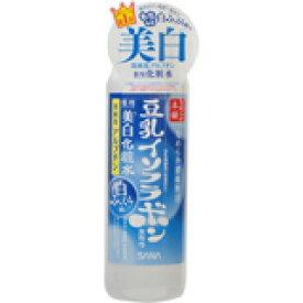 サナ なめらか本舗 豆乳イソフラボン含有の薬用美白化粧水 200ml【医薬部外品】