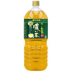 ■他商品同梱不可■伊藤園 お〜いお茶 濃い茶 2000ml 6本セット