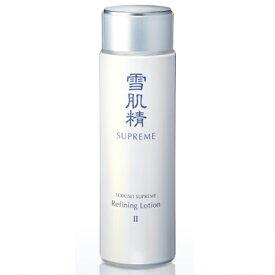 KOSE コーセー 雪肌精 シュープレム 化粧水2 [230ml]【医薬部外品】