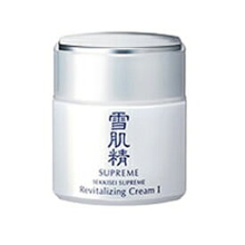 KOSE コーセー 雪肌精 シュープレム クリーム1 [40g][みずみずしいうるおい]【医薬部外品】