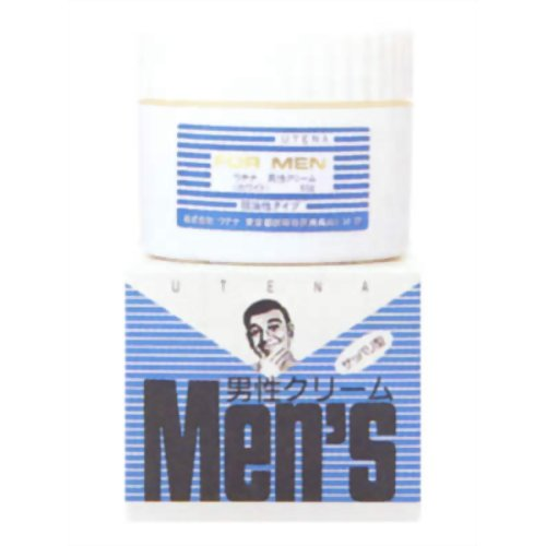 男性クリーム ホワイト 60g