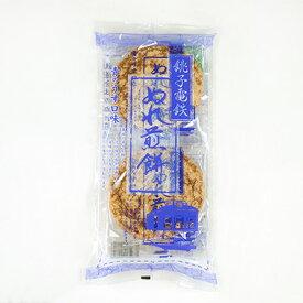 銚子電鉄 銚電のぬれ煎餅 青のうす口味 5枚