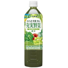 ■他商品同梱不可■ 伊藤園 充実野菜 緑の野菜ミックス PET 930g 12本セット