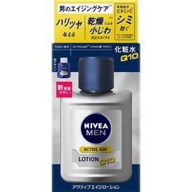【医薬部外品】ニベアメン アクティブエイジローション 110ml