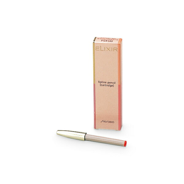 資生堂 エリクシール リップラインペンシル RD656  [カートリッジ] 【カウンセリング化粧品】