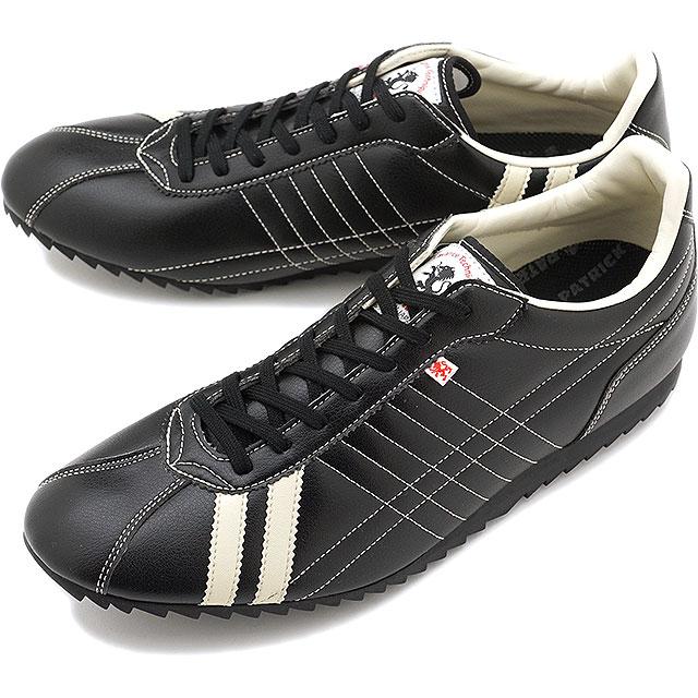 【即納】【返品送料無料】 パトリック シュリー 日本製 スニーカー 靴 メンズ レディース PATRICK SULLY BLK 26751【コンビニ受取対応商品】