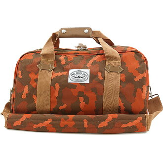 POLeR polar The Mini Duffle minidaffurubaggu Autumn Camo(FW13)