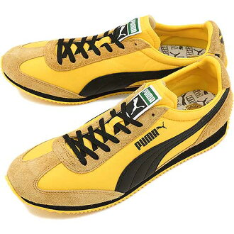 ■Surprising 50% OFF!! ■PUMA puma sneakers SF77 her best gold / black / Dan Delaware ion (354,656-01)