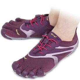 【4/5限定!楽天カードでP19倍】Vibram FiveFingers ビブラムファイブフィンガーズ レディース BIKILA EVO Purple/Grey ビブラム ファイブフィンガーズ 5本指シューズ ベアフット靴 [14W3102]