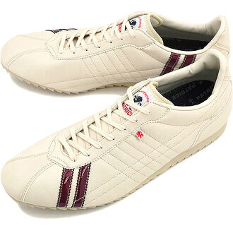 [Made in Japan]  Patrick Sneakers  SULLY ivory / magenta