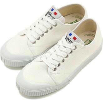 SPRING COURT風衣運動鞋G2 CLASSIC W女士掃描公共汽車低切WHITE(西班牙製造)