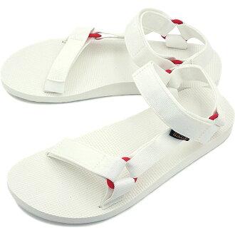 Teva Teva 男士涼鞋原通用體育 MNS 原環球體育亮白色 (1008648-BRWH FW15)