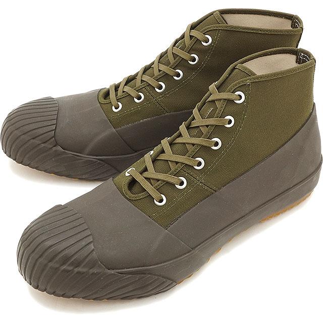 ムーンスター スニーカー Moonstar FINE VULCANIZED ファイン ヴァルカナイズド メンズ レディース ALWEATHER オールウェザー KHAKI (54320191) 日本製 靴