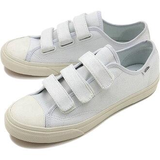 客貨車監獄問題貨車男式女式運動鞋經典監獄問題 (斜紋) 真正白/布蘭科德布蘭科 (VN000SDJJTP FW16)