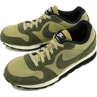 Nike MD runner 2 NIKE men's MD RUNNER 2 neutral olive / cargo Cari / black (749794-220 FW16)