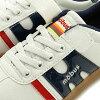 Moves Munster junior mobus kids sneakers MUNDEN junior WHT/NAVY (MI-0003P-1031 FW16)