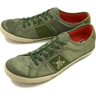 goraiasuderutte Goliath人运动鞋DE LUTTE KHAKI(G-1608NV-8787 FW16)