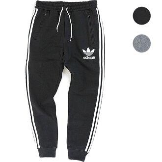 아디다스 オリジナルス 의류 アディカラー 트레이닝 복 바지 adidas Originals 맨 즈 레이디스 테이퍼 드 실루엣 ADICOLOR SWEAT PANTS (AY7952 FW16)