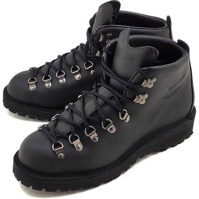 【即納】ダナー メンズ ブーツ DANNER MOUNTAIN LIGHT マウンテンライト BLACK 靴 [31530]