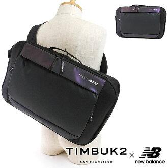 蒂爾堡 2 新 C 系列吊索 TIMBUK2 × Newbalance C 系列吊索信使袋挎包黑色 (287031000 FW16)
