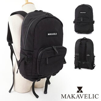 MAKAVELIC マキャベリックリュック [22L] TRUCKS ORDINARY DAYPACK ordinary day pack backpack (3107-10,117 FW17)