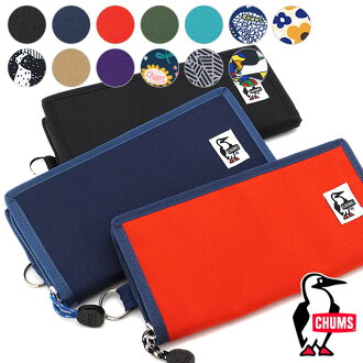 CHUMS Kiamusze outdoor goods Eco Billfold Wallet コーデュラエコビルフォルドウォレット wallet (CH60-0850 FW17)