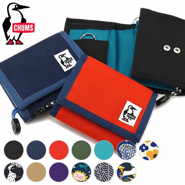 【即納】CHUMS チャムス アウトドアグッズ Eco Multi Wallet コーデュラ エコ マルチ ウォレット 財布 [CH60-2194]【メール便可】